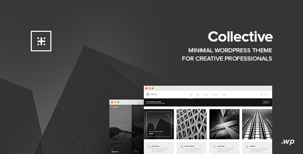 Collective (stunning WordPress theme) Item Picture