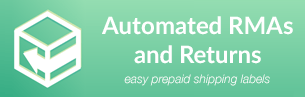Automated RMAs return management shopify apps