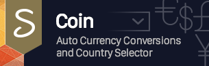 coin currency converter shopify apps