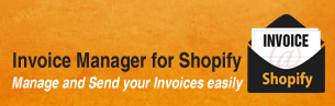 Invoice4Shopify shopify apps for creating invoices receipts shipping labels packing slips