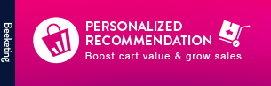 personalized recommendations Cross-Sell upsell related products shopify apps