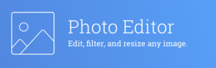 Photo Editor image editing shopify apps