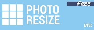 Photo Resize by Pixc image editing shopify apps