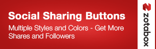 Social Sharing Buttons shopify apps