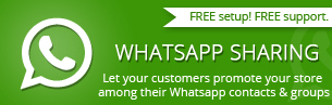 WhatsApp Share social sharing shopify apps