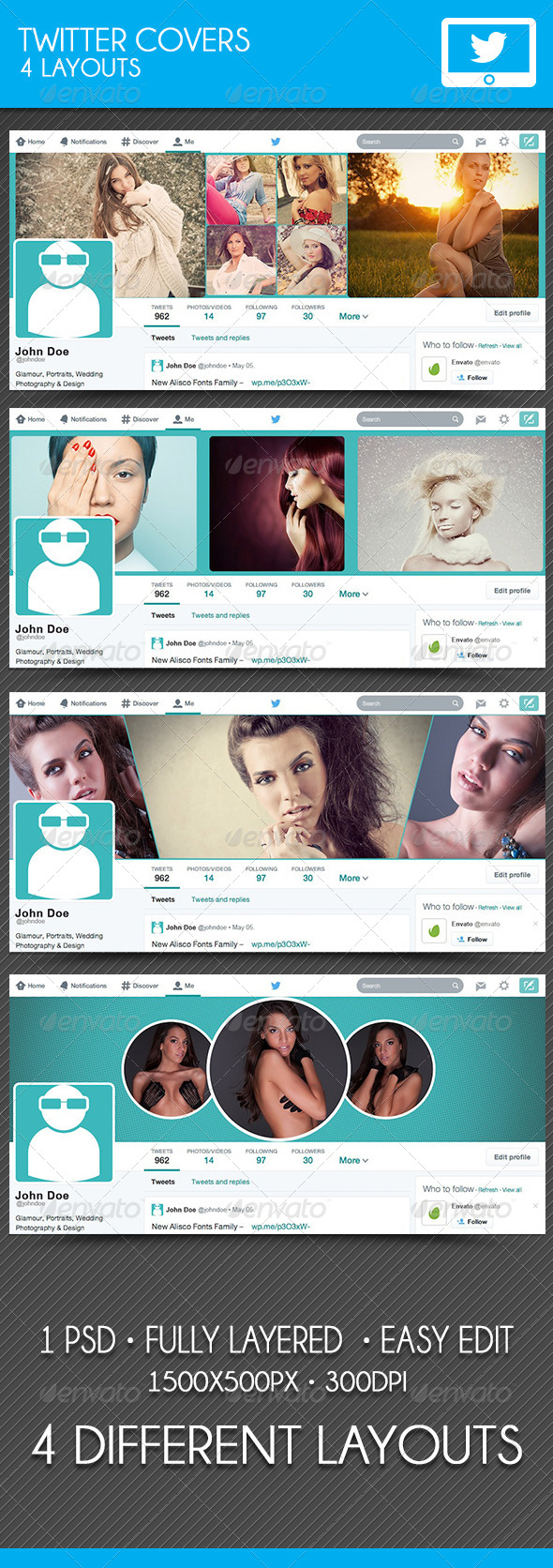 Twitter Covers