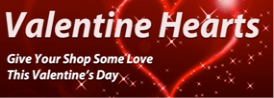 Valentine Hearts day shopify apps