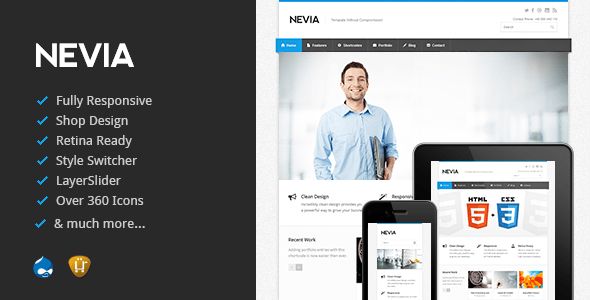 Nevia (template for Ubercart) Item Picture