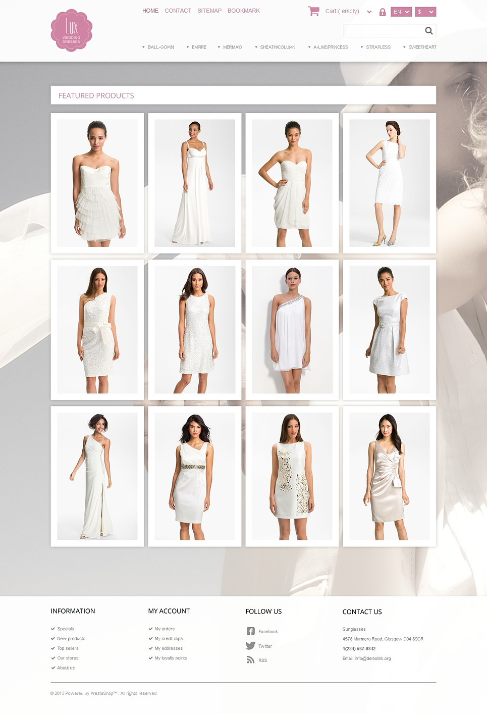 Wedding Dresses Store