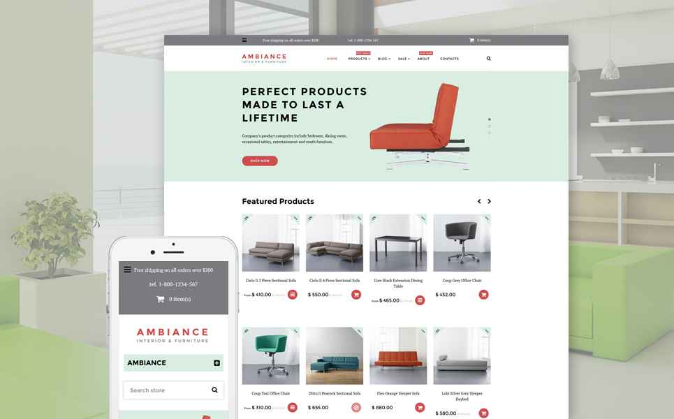 Ambiance (Shopify theme) Item Picture