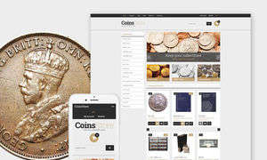 Collectible Coins & Supplies