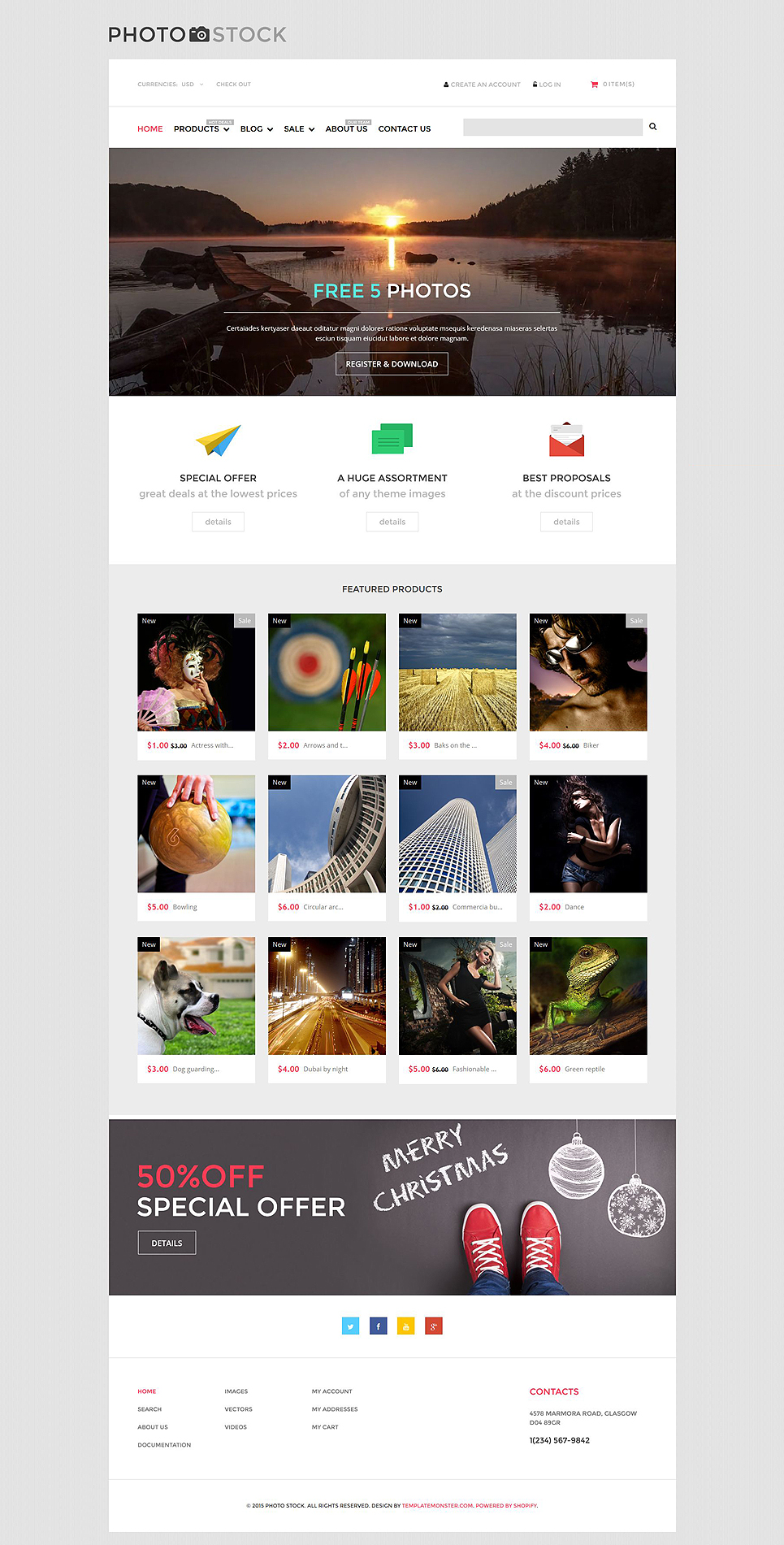 Picture This (Shopify theme) Item Picture