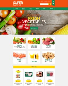 best food drink virtuemart themes feature