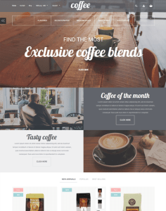 best prestashop themes for selling drinks feature