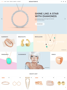 best woocommerce themes for selling watches jewelry feature