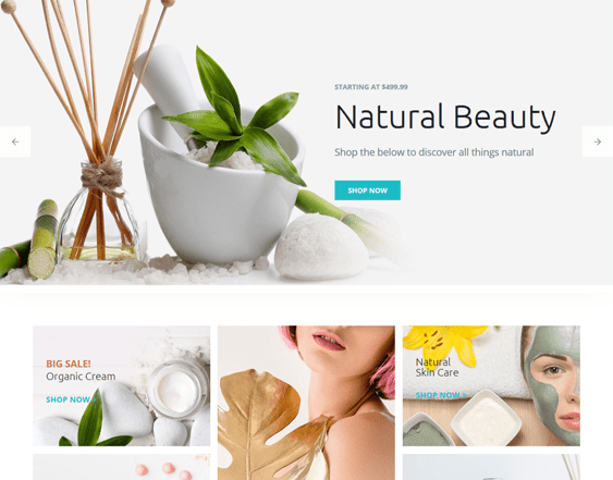 best prestashop themes cosmetics beauty products perfume makeup feature