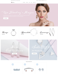 best shopify themes watches jewelry feature