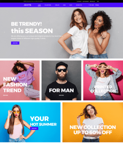 best shopify themes online t-shirt stores feature
