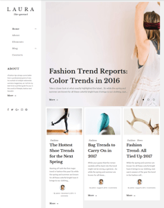 best wordpress themes for fashion blogs feature