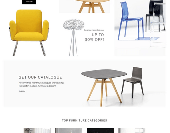 best woocommerce themes for furniture stores feature