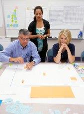 Desgining the new outpatient surgery center