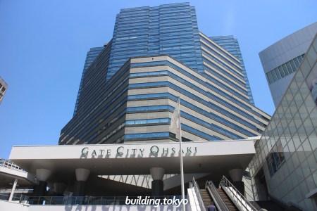 ゲートシティ大崎 ウエストタワー フロアガイド・アクセス・駐車場