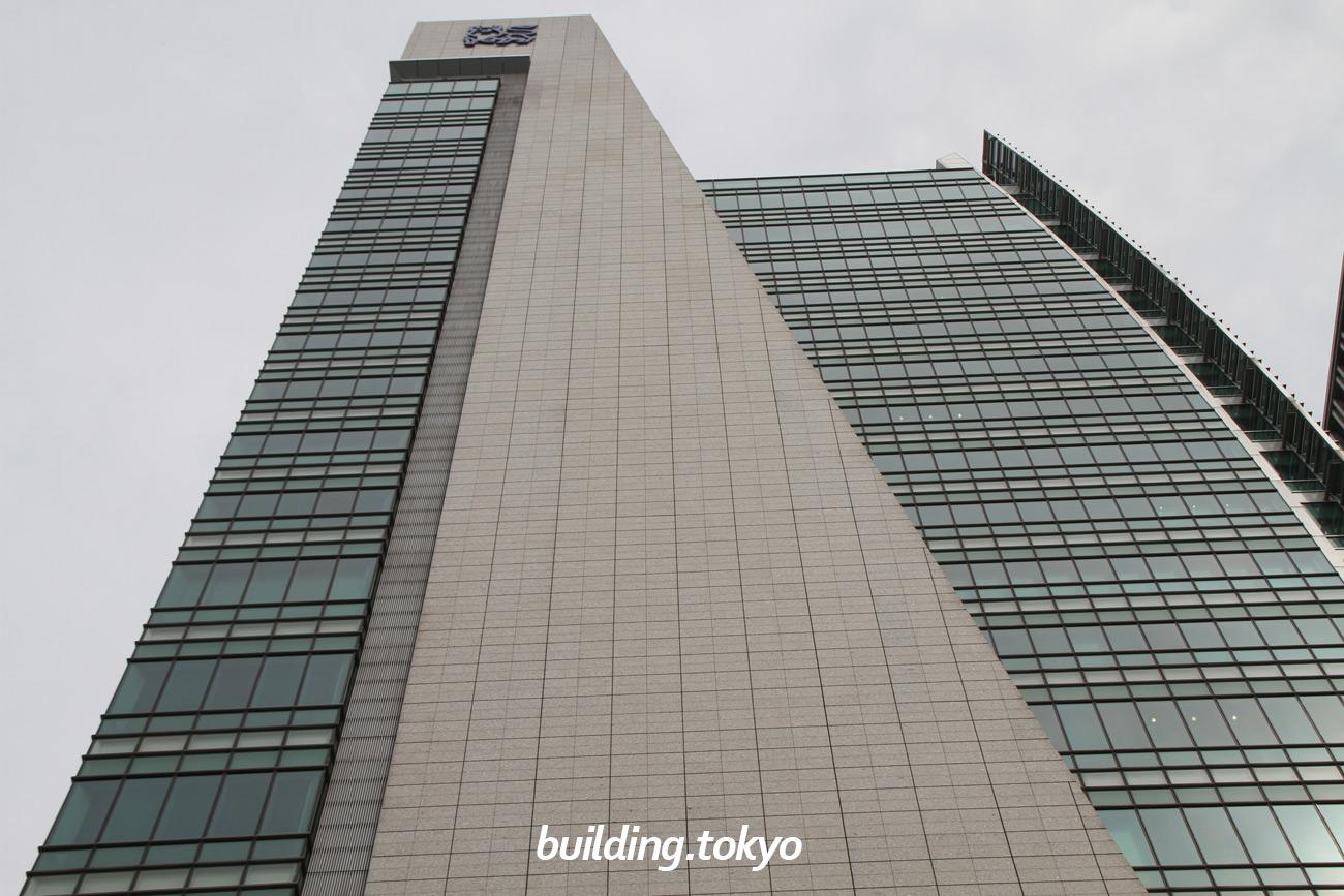 日本橋一丁目三井ビルディング、コレド日本橋。