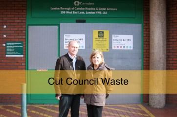 Cut Council Waste