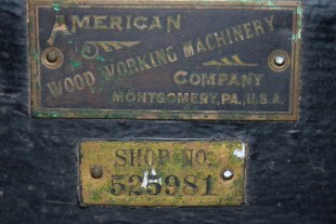 This machine predates the formation of Yates-American in 1925