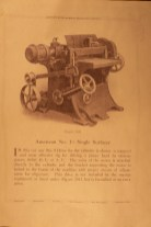From a company catalog dated around 1920. Courtesy VintageMachinery.org