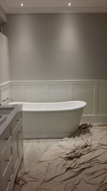 Bathrooms  Building a Coastal Home