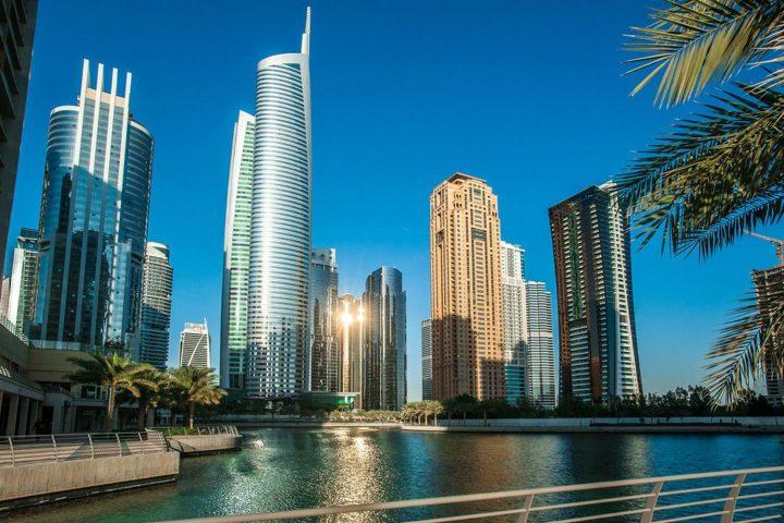 JLT-jumeirah lake towers - Dubai