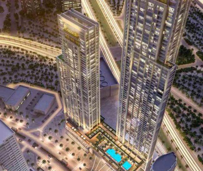 Emaar-Forte-Downtown-Dubai