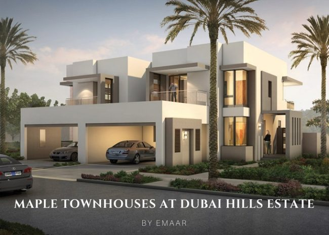Maple-Townhouses-at-Dubai-Hills-Estate-by-Emaar