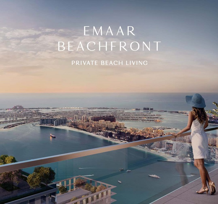 Marina Vista Emaar Beachfront Dubai - full