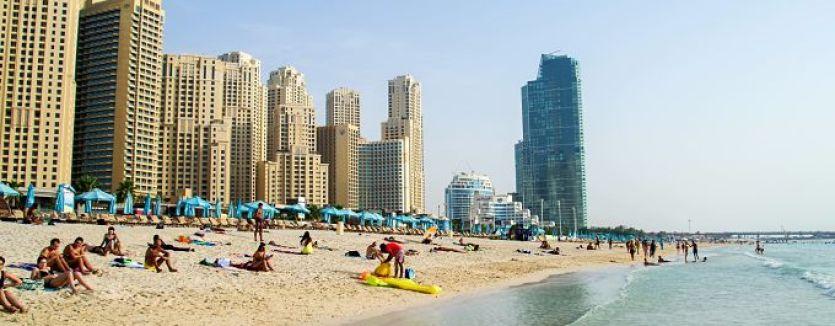 jbr jumeirah beach