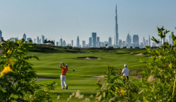 Collective 2 at Dubai Hills Estate by Emaar - Golf