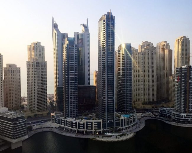 Bay Central Towers - Dubai Marina