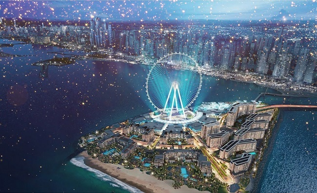 Blue Waters Island Waterfront Luxury Apartments by Meraas