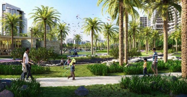 Golf Suites at Dubai Hills by Emaar - Beautiful Community