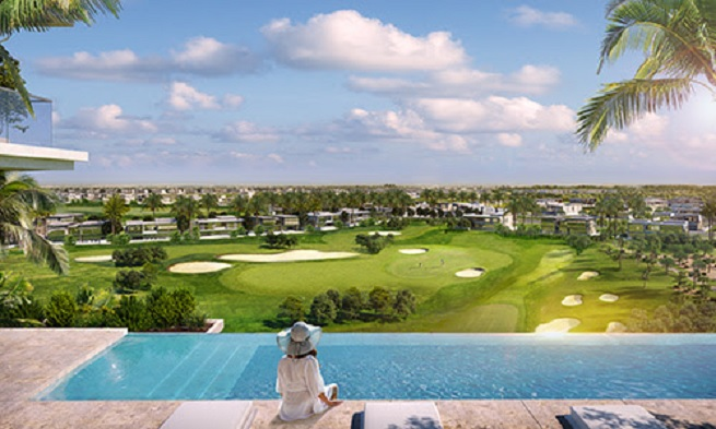 Golf Suites at Dubai Hills by Emaar - Rooftop Infinity Pool