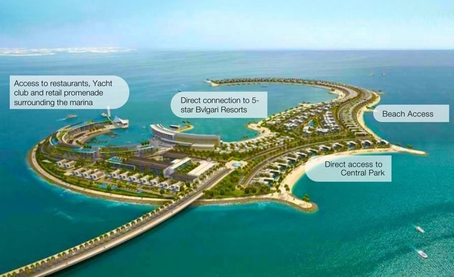 Jumeirah Bay Island - Meraas