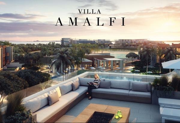 Villa Amalfi - Meraas Dubai