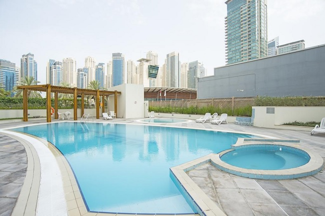 Yacht Bay - Dubai Marnia - Swimming Pool