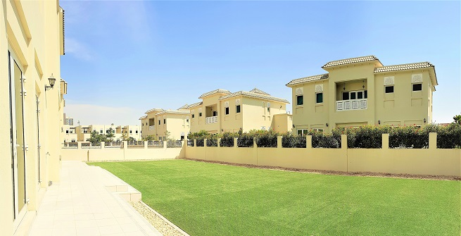 Al Furjan Ready Villa for Sale