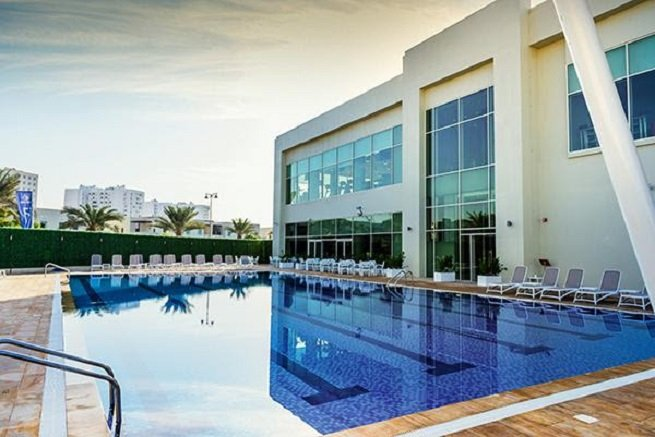 Al Furjan Ready Villas for Sale - Club House