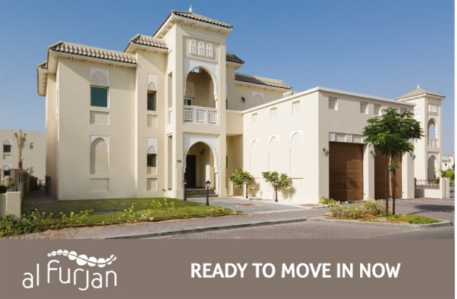 Al Furjan Ready Villas for Sale