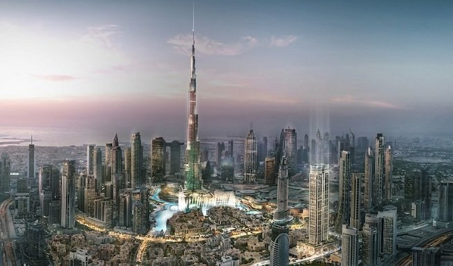 Dubai Downtown Emaar Damac Dubai Properties