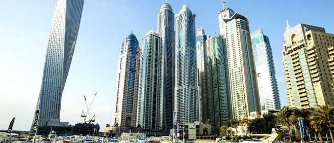 Dubai Marina - Princess Tower Apartment