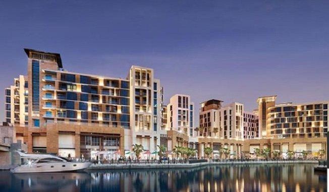 Dubai Whart at Dubai Creek by Dubai Properties - Apartments - Overview
